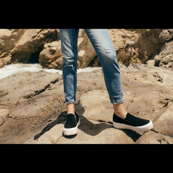 SeaVees Unisex-Child Kids Baja Slip on Standard Sneaker